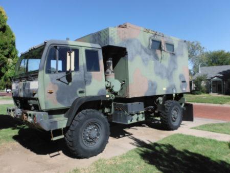 1998 M1079 LMTV stuart stevenson - Surplus Military Depot