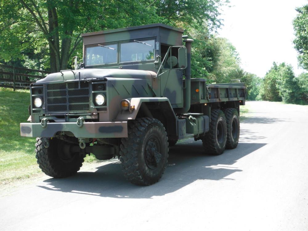 M923a2 2011 Truck 067